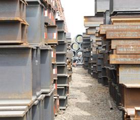 【方法】H型钢的清洗和维护 废钢市场分析