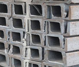 【知识】中西部地区钢铁呈增长趋势 槽钢的外形构造特点