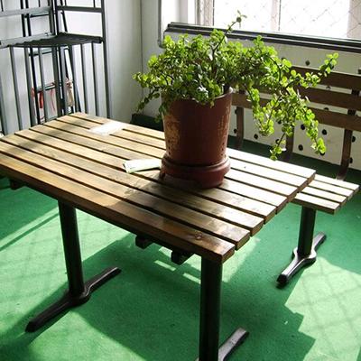 防腐木桌椅定制