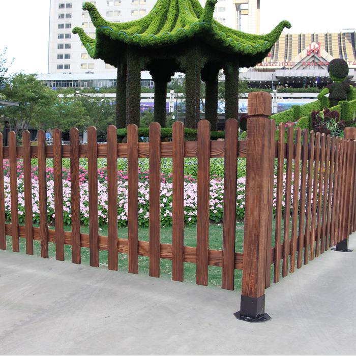 河北防腐木栏杆