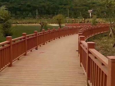 防腐木木桥制作厂家