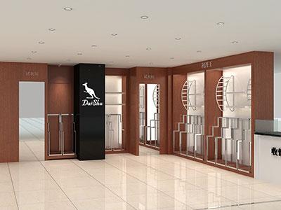 服装店展示柜