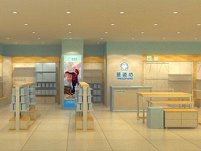 童装展柜厂