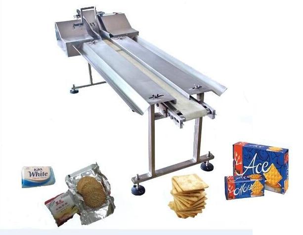 全自动排列理饼机
