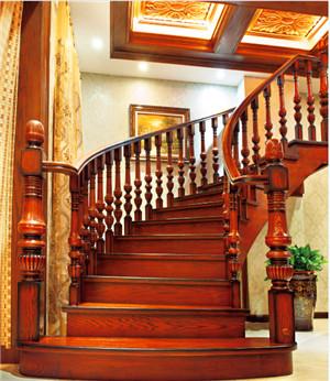 木楼梯厂家