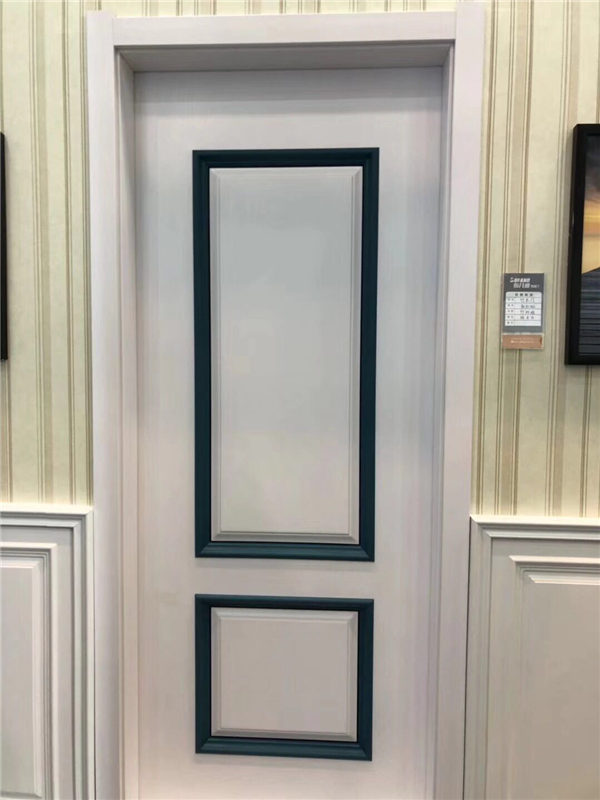 兰州实木烤漆门