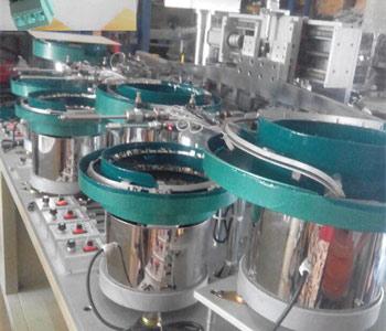 三接接线端子全自动组装锁螺丝机