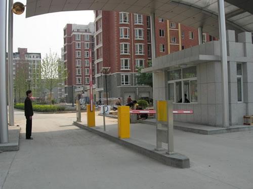 石家庄停车场道闸