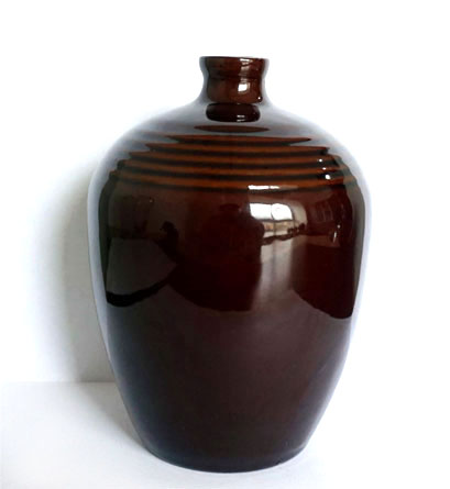 重庆土陶酒瓶定制