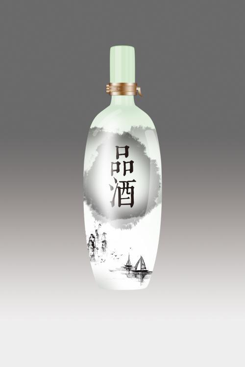 重庆白酒陶瓷瓶