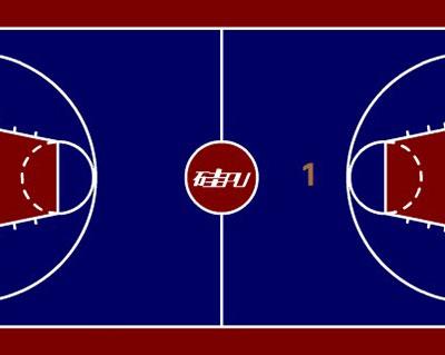 石家庄硅pu篮球场