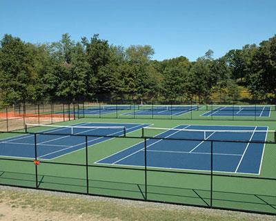 网球场施工公司