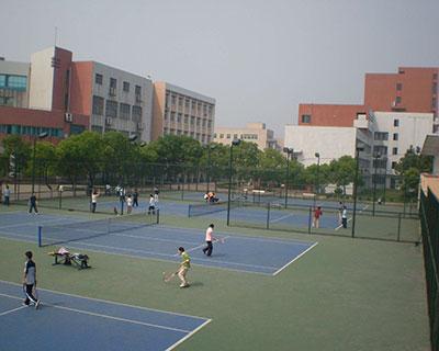 网球场塑胶施工