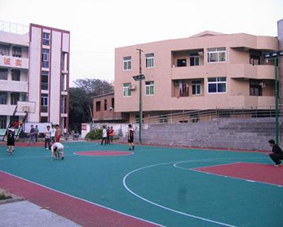 石家庄丙烯酸篮球场施工