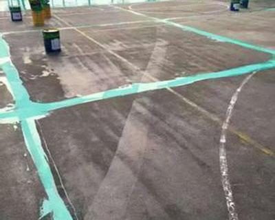 硅pu塑胶球场施工