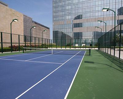沈阳丙烯酸网球场施工