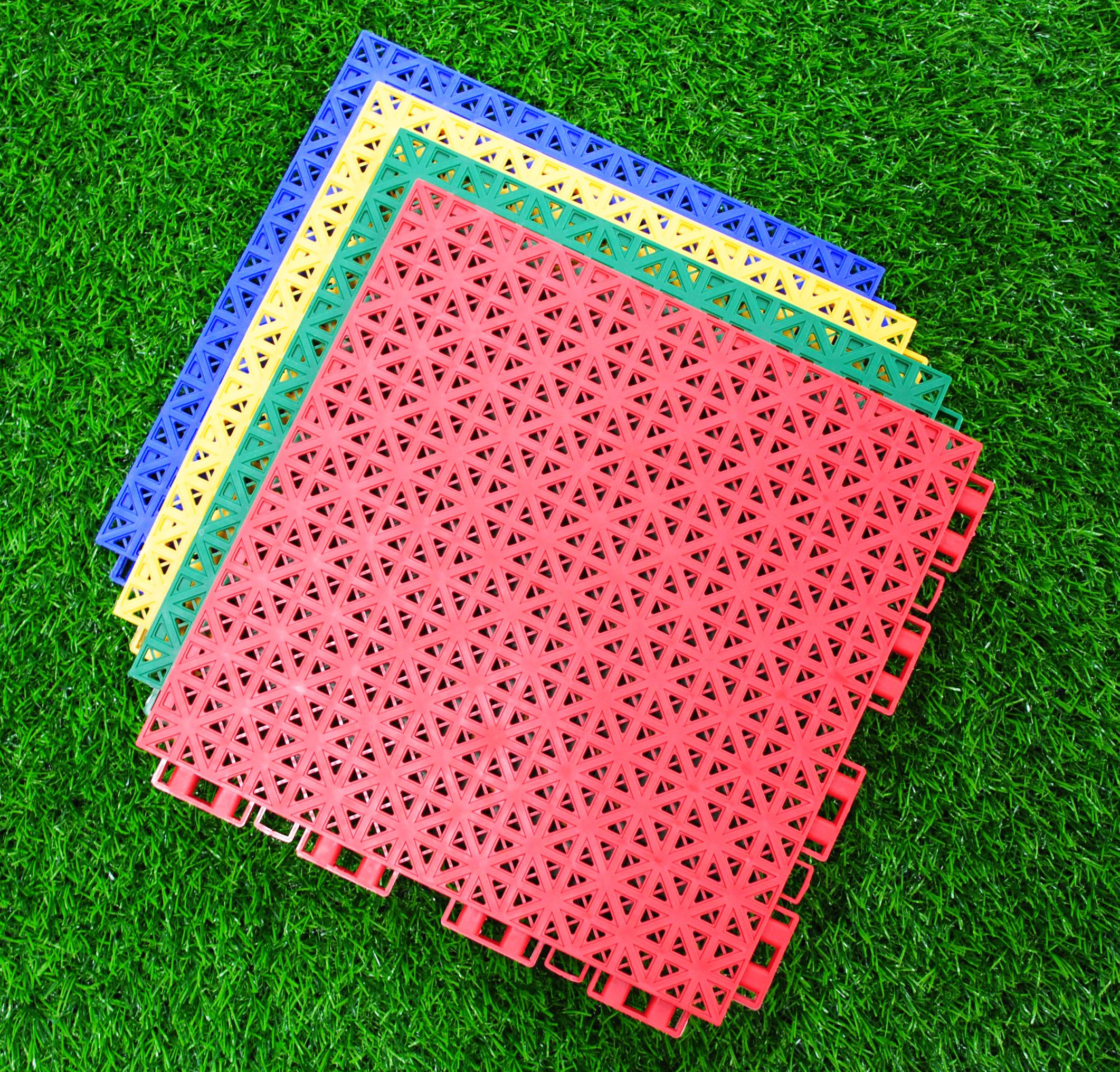 河北幼儿园拼装地板