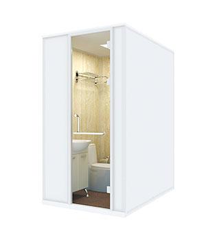 一体式浴室
