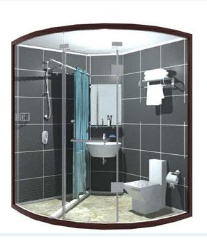 家用整体卫浴