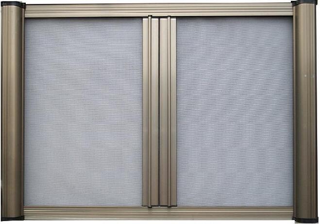 郑州隐形纱窗