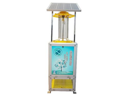 太阳能箱式杀虫灯