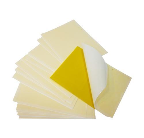 米面蛾黄色诱虫黄板