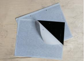 昆虫黑色粘胶板
