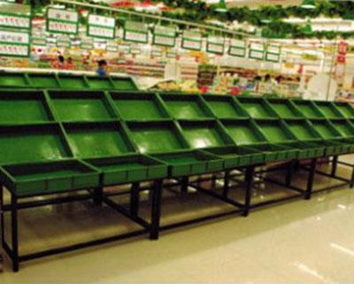 超市水果蔬菜架