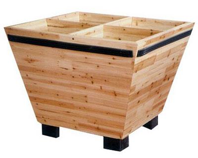木质货架厂家