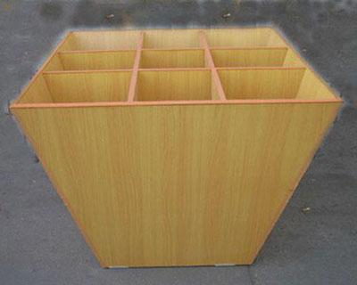 木质超市货架
