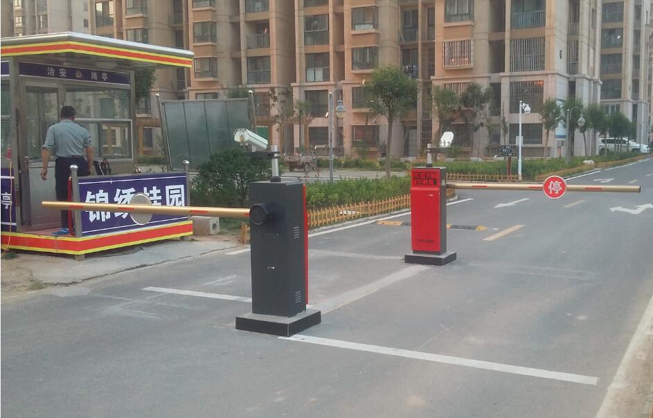 郑州车牌识别系统案例