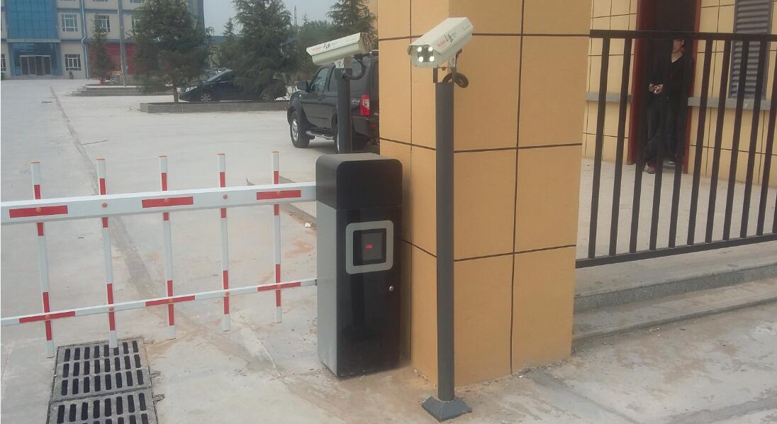 郑州公安局地铁分局车牌识别系统