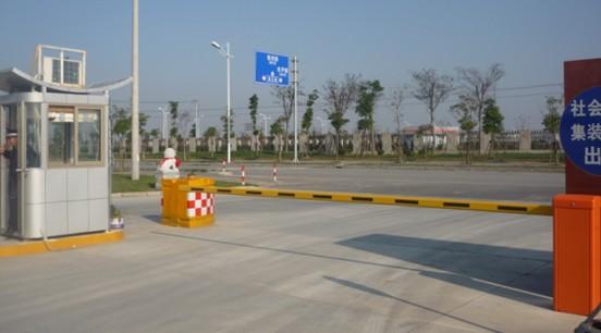 郑州停车场道闸系统