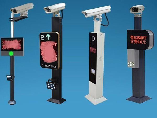 河南车牌自动识别系统