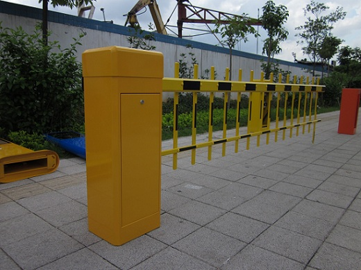 郑州道闸安装