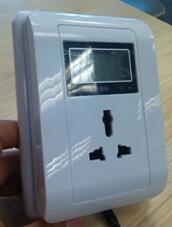 电动车刷卡充电插座
