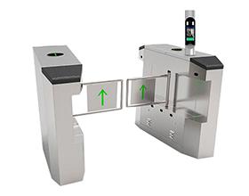 人臉識別擺閘系統(圓柱款)