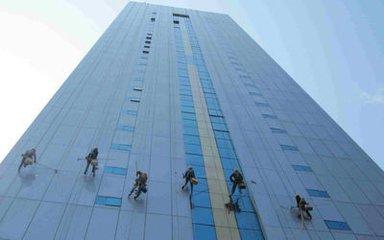 武汉外墙清洁公司