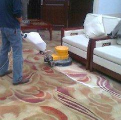 澳门洗地毯