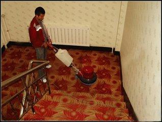 宾馆地毯清洗