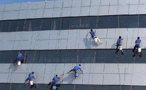 武汉专业清洗外墙