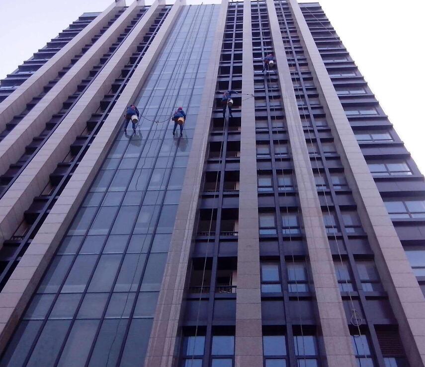武汉大楼外墙清洗