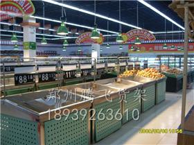 河南蔬菜货架