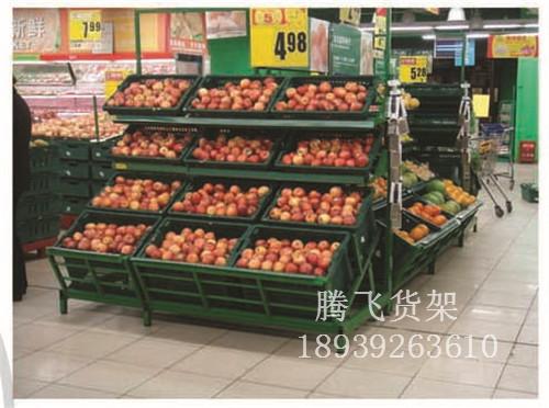 钢木蔬菜架