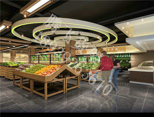 郑州菜市场改造