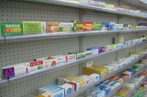 药店货架定做