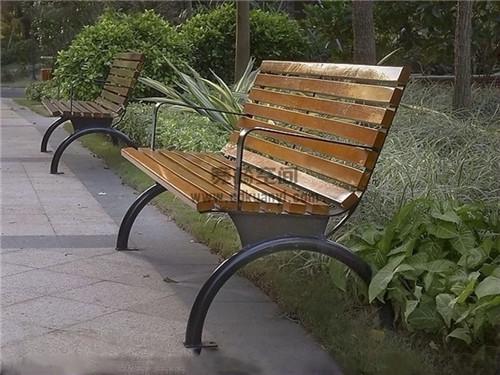 成都金属公园椅