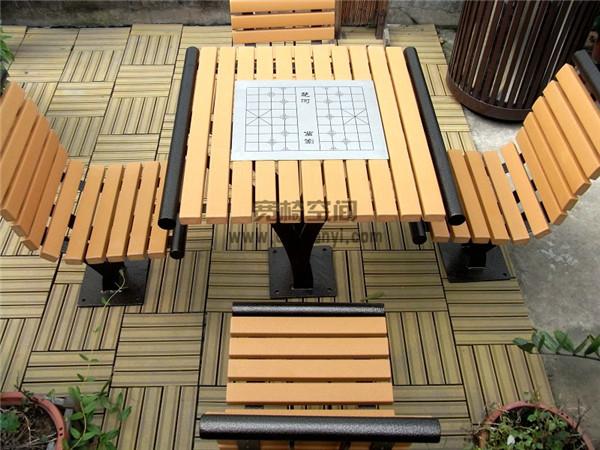 成都户外铸铝桌椅