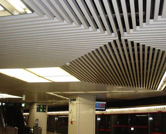 贵州铝方通吊顶安装