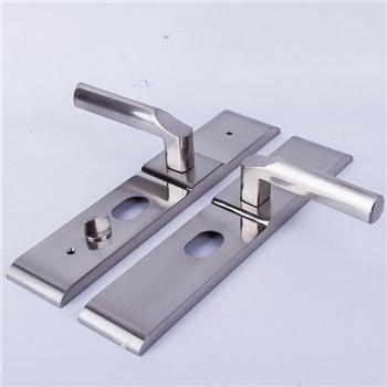 不锈钢大门锁拉手